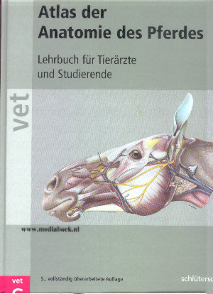 Atlas der Anatomie des Pferdes