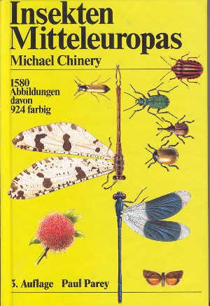 Insekten Mitteleuropas