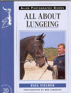 All about lungeing-photographic guide