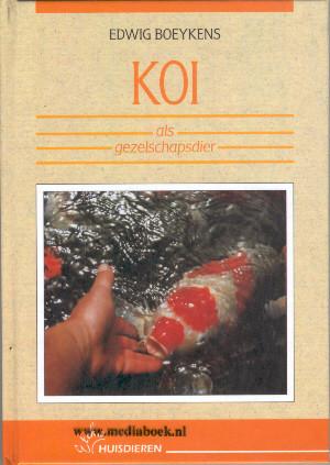 De Koi als gezelschapsdier