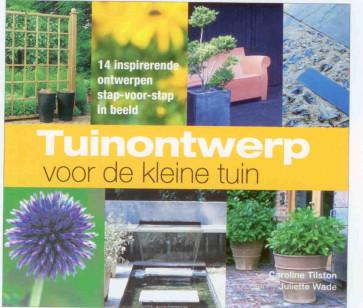 Tuinontwerp voor de kleine tuin