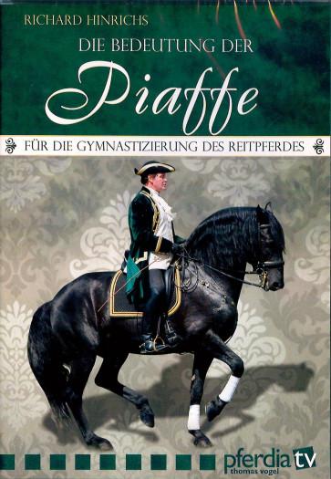 Bedeutung der Piaffe - Richard Hinrichs