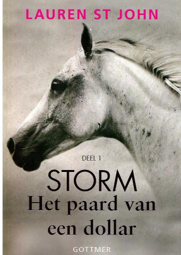 Storm deel 1* - Het paard van een dollar