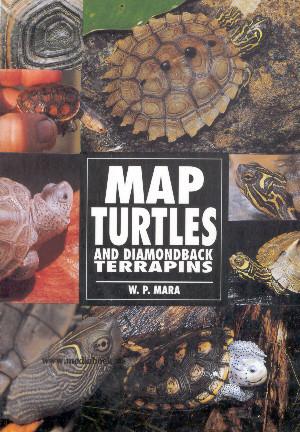 Map Turtles and Diamonback Terrapins