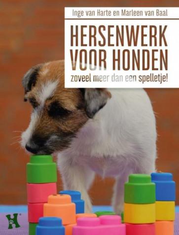 Hersenwerk voor honden - wordt herdrukt - alleen te reserveren - weer leverbaar rond 11 maart 2021