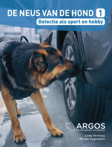 De neus van de hond - Detectie als sport en hobby