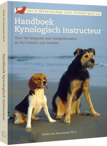 Handboek Kynologisch instructeur - Voor het lesgeven aan hondenhouders en het trainen van honden