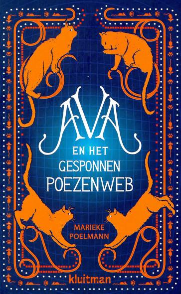 Ava en het gesponnen poezenweb