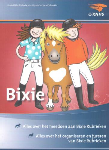 Bixie proevenboekje