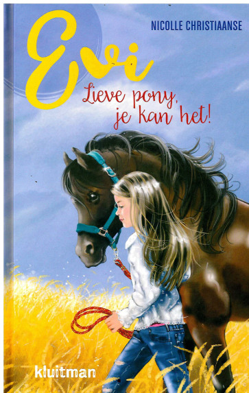 Evi - Lieve pony je kan het!