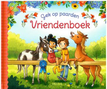 Gek op paarden: Vriendenboek