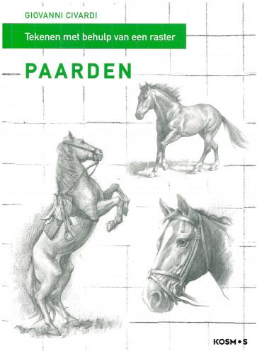 Paarden - tekenen met behulp van een raster