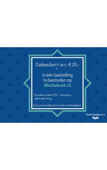 Cadeaubon Euro 25,00