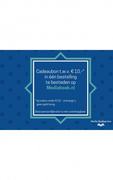 Cadeaubon Euro 10,00