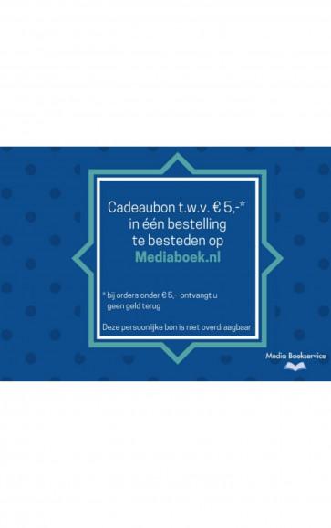 Cadeaubon Euro 5,00