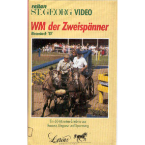 WM der zweispanner in Riesenbeck 1987