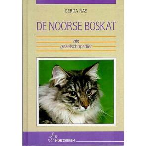 De Noorse Boskat als gezelschapsdier