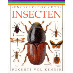 Insecten encyclo-pockets
