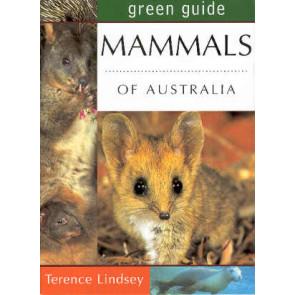 Green guide to Mammals of Australia