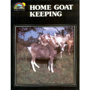Home goat keeping