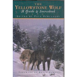 The Yellowstone Wolf