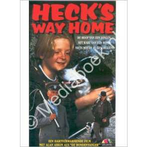 Heck's way home video + nederlandse boek
