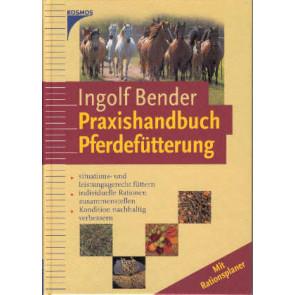 Praxishandbuch Pferdefütterung