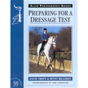 Preparing for a Dressage Test