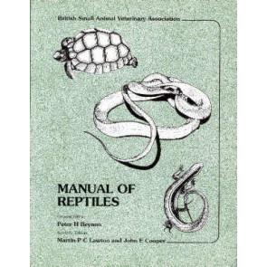 Manual of Reptiles