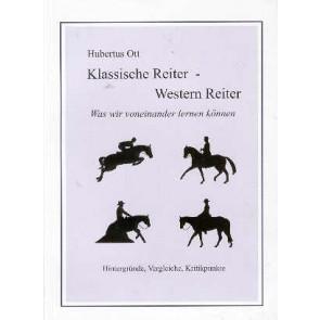 Klassische Reiter - Western Reitern