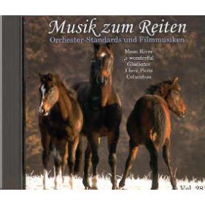 Musik zum Reiten-Volume 28-  Orchester-Standards und Filmmusiken