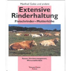 Extensive Rinderhaltung