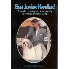 Best junior handler!