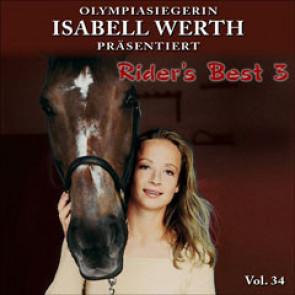 Rider's Best 3 - Volume 34