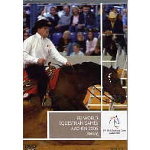 Aachen World Equestrian Games 2006 - Reining