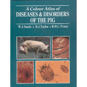 A colour atlas of Diseases & Disorders of the Pig