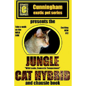 Jungle Cat Hybrid* and chaussie book