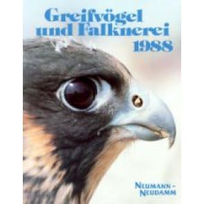 Greifvögel und Falknerei 1988