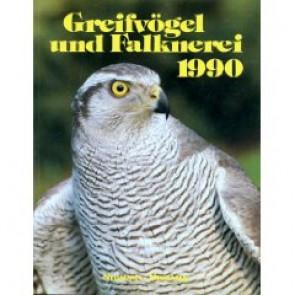 Greifvögel und Falknerei 1990