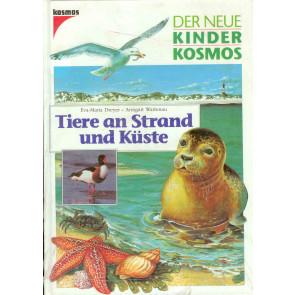 Tiere an Strand und Küste