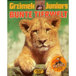 Grzimek Juniors Bunte Tierwelt