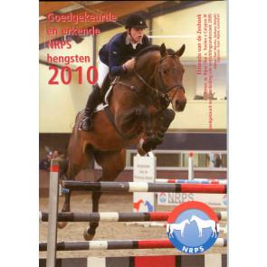 NRPS Hengstenboek 2010