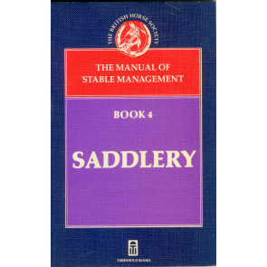 Saddlery - book 4