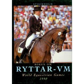 World Equestrian Games 1990 - Stockholm Sweden