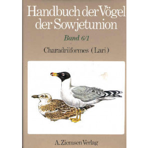 Handbuch der Vögel der Sowjetunion - Band 6/1*