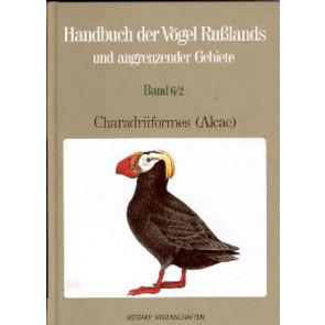 Handbuch der Vögel Russlands und angrenzender Gebiete - Band 6/2*
