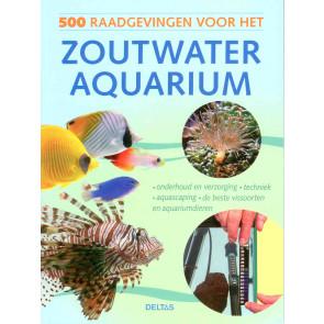500 Raadgevingen voor het Zoutwater Aquarium