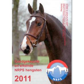 NRPS Hengstenboek 2011