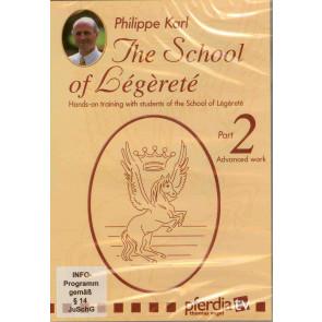 The School of Légèreté  Part 2