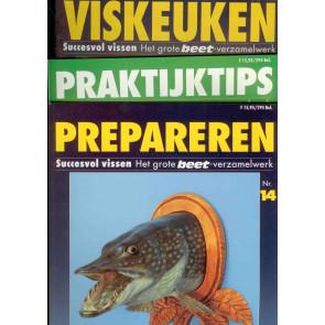 Drie Beet-Verzamelwerken: Prepareren, praktijktips, viskeuken